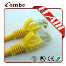 TIA / EIA 568A Crose Wire cable de conexión tyco cat5e