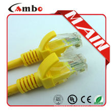 RJ 45 PLUG 8P8C fan-out patch cord