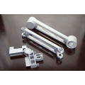 Xiangyu metal manufacturer aluminum die casting parts computer parts/laptop stand