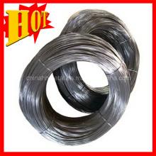 Fio de titânio puro ASTM B863 Gr12 em estoque