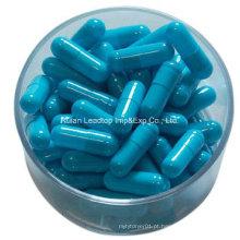 Cápsula de gelatina vazia