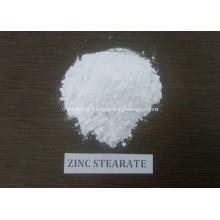 Estearato de zinco colorido branco em compostos de borracha que não contêm eletrólitos