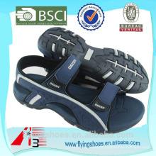 Baratos novos desenhos sandálias planas sandálias árabes 2015