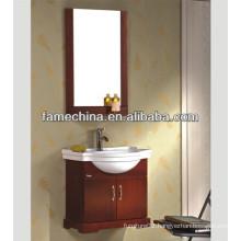 2013 Hot Selling Wall-Mounted Oak Bathroom Vanity