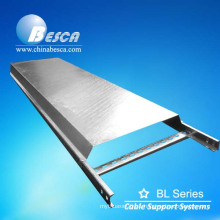 Galvanized Cable Ladder With Cover Exporter
