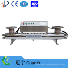 254nm SS 304/316 UV sterilizer for food process
