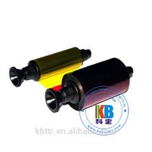 Cinta de la impresora de la tarjeta inteligente del color del pvc UV de Primacy Pebble 4 R3011c