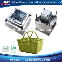 Plastikeinspritzungskorb-Korbformen