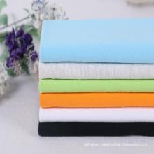 100% Cotton Single Jersey Knit Fabric