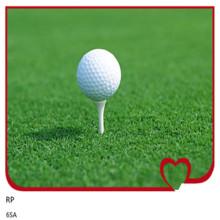 Mini gazon artificiel bon marché de golf pour l'usage extérieur de sport