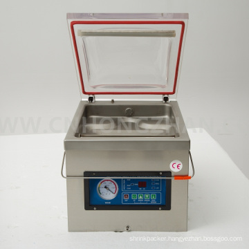 Dz300b Food Automatic Vacuum Packing Machine for Small Pouch