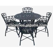 Square outdoor furniture