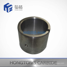 Spare Parts of Tungsten Carbide Sealing with Hole and Groove