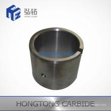 Tamanho personalizado e forma de produtos de carboneto de tungstênio