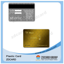 Plastic Calling Card/PVC Scratch off Card/Plastic Pin Number Card