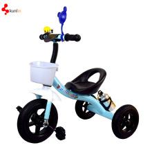 Vente chaude bébé tricycle Walker 4 en 1 enfant Tricycle