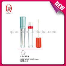Contentores de brilho labial transparente LG-108