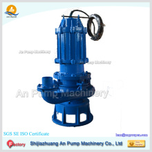 Long Working Life for Mining Industry submersible Sand Dredging Pump