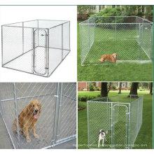 Hot Verkauf Metall tragbare Hundezaun / Outdoor Hund Zaun