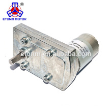 low rpm high torqe 12v dc outboard electric motor