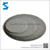 Natural Edge Oval Shape Slate Plate