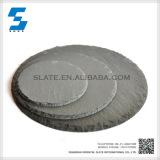 Natural Edge Oval Shape Slate Plate