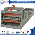 Double Deck Profile Metal Roofing Sheet Roll Making Machine