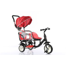 Children Stroller Tricycle for 2-6 Years Old