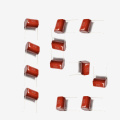 Metallized Polyester Film Capacitor Mkt-Cl21 15UF 5% 100V for DC Pulsant