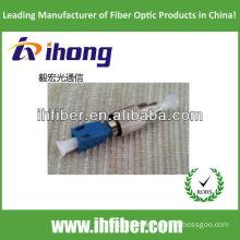 FC Male to LC Female Optical Fiber Hybrid Adapter simplex