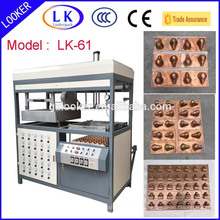 Máquina de termoformagem Pequena Vacum Máquina Formadora