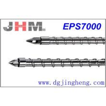 Tornillo de inyección EPS7000 (Aleación de pulverización completa)