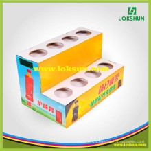 PDQ Carton Display/Pop Cardboard Display/Paper Display
