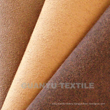 Compound Faux Suede Fabric for Home Textile Slipcovers