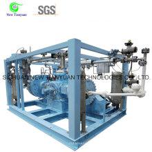 150 нм3h Объемный расход Ацетиленовый мембранный газовый компрессор