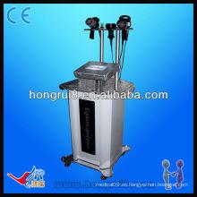 Vacío HR-815 RF y 40K cavitación adelgazamiento Mahine para la forma del cuerpo con CE