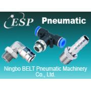Belt Plastic Metal Pneumatic Fittings