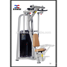 gym exercise equipment seated straight arm clip chest XR-9921