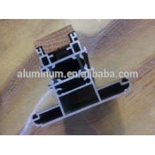 China ALUMINUM janela de madeira