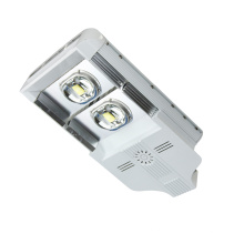 Luz da estrada IP67 do diodo emissor de luz da rua do sensor de movimento 120W do radar
