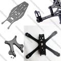 7.0x400x500mm Drone Parts Folha de fibra de carbono