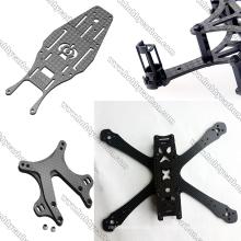 7.0x400x500mm Drone Parts Hoja de fibra de carbono