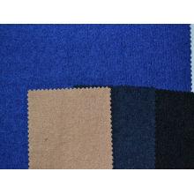 148 Cm Winter Coat Wool Blend Fabric , 22% Wool 12% Silver Silk 66% Polyester Dm003