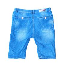 Shorts de jeans para hombres usados