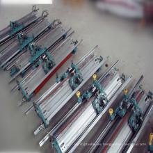 Máquina para hacer punto plana accionada a mano 12 G 36 pulgadas