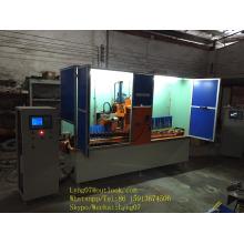 Machine industrielle de machine de brosse de bande industrielle de 2 axes