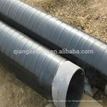 protección contra la corrosión cinta adhesiva gruesa y revestimientos de reparación de la línea principal cintas de tubería de acero subterráneas aplicadas en frío