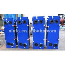 A4B placa e junta permutador de calor, trocador de calor de fabrico