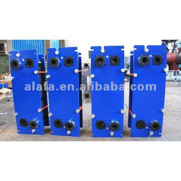 A4b пластины и прокладка пластинчатый теплообменник, теплообменник производство
