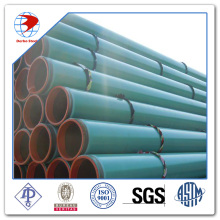 External PE Coated Hot-Rolled Seamless Steel Pipe